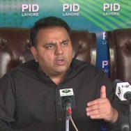 نوازشریف وفاقی وزیر اطلاعات فواد چودھری پی آئی ڈی حکومت خاندان عمران خان الیکشن