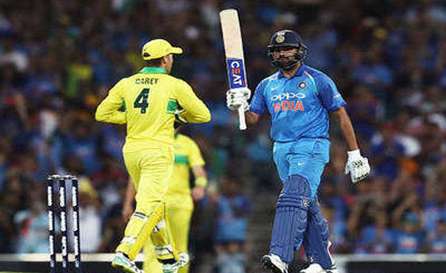 بھارت اور آسٹریلیا کل دوسرے ون ڈے میں مدمقابل