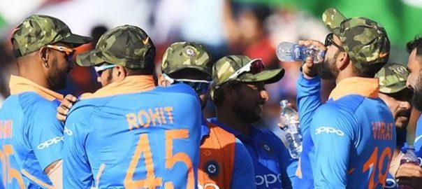 بھارتی ٹیم 