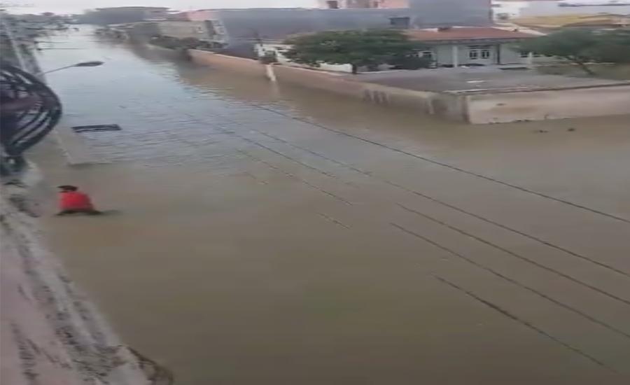 ایران میں ملک بھر کیلئے سیلاب کی نئی وارننگ جاری 
