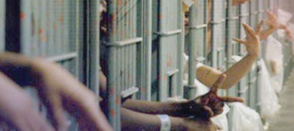بھارت جیل محمد اعظم مودی سرکار امرتسر جیل گورنانک دیو اسپتال شاکراللہ