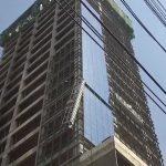 کراچی ،زیر تعمیر عمارت کی لفٹ گرنے سے 5 مزدور جاں بحق