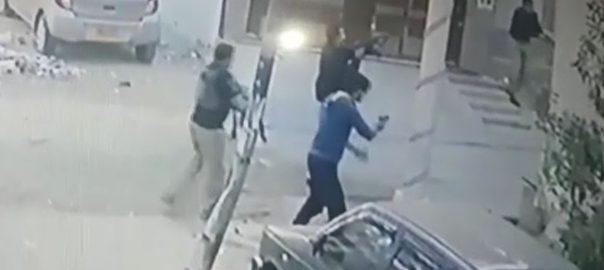 کراچی پولیس مقابلہ