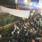 کراچی سے چلنے والا کاروانِ بھٹو 40 گھنٹے بعد لاڑکانہ پہنچ کر ختم ہوگیا