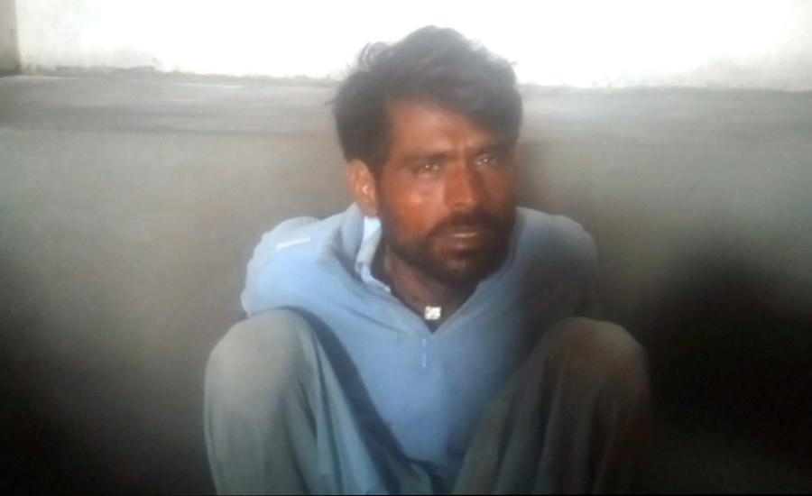 لاہور ، کوٹ رادھا کشن میں شوہر نے بیوی اور تین بچوں کو قتل کردیا