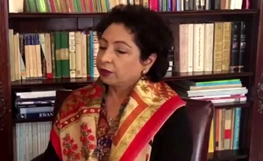 پاک بھارت کشیدگی خطے کے مفاد میں نہیں، ملیحہ لودھی