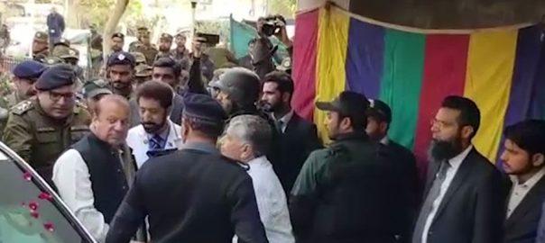 نواز شریف صحت اسپتال ترجمان وزیر اعلیٰ پنجاب شہباز گل پنجاب حکومت مریم نواز