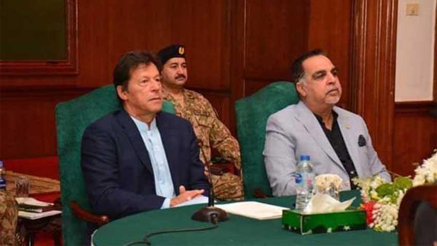 وزیر اعظم کا  شہر قائد  کیلئے 162 ارب روپے کے پیکج کا اعلان 
