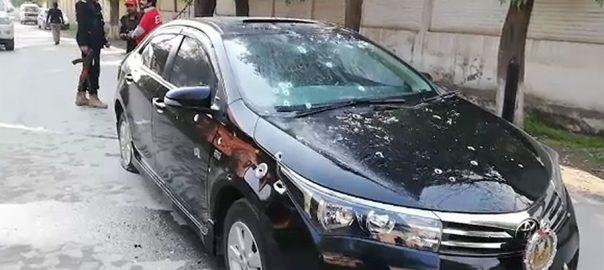 پشاورہائی کورٹ جسٹس محمد ایوب خان فائرنگ وکلاء ہڑتال