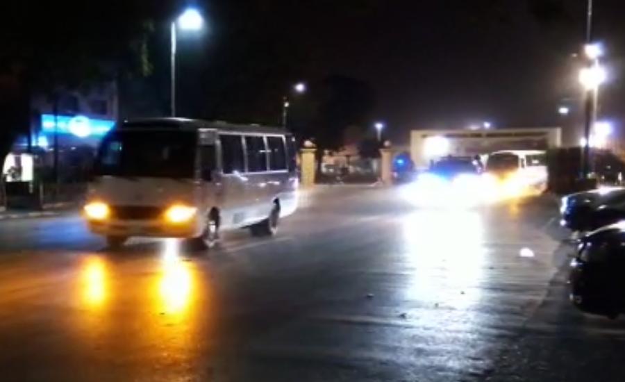 پی ایس ایل فور ، غیرملکی کھلاڑی بھی کراچی پہنچ گئے