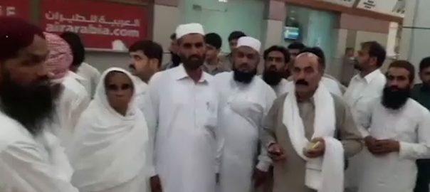 ہوائی اڈوں فضائی حدود عمرہ زائرین سعودی سفارتخانہ