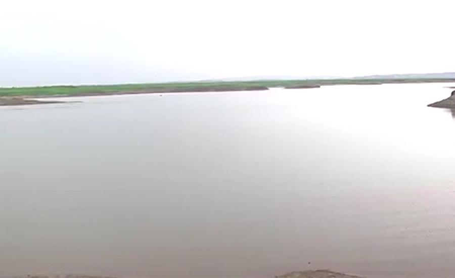 بھارت نے آبی دہشتگردی کا مظاہرہ کرتے ہوئے پاکستان کے دریاؤں کا پانی روک لیا