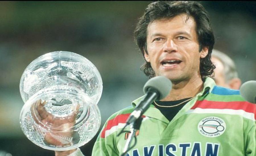پاکستان کو کرکٹ کا ورلڈ چیمپئن بنے 28 برس مکمل ہو گئے  