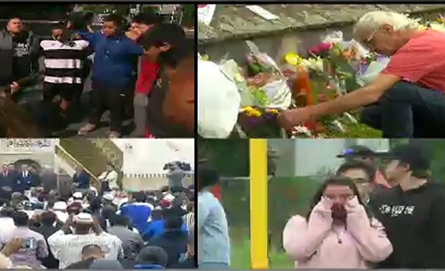 دنیا بھر میں سانحہ نیوزی لینڈ کے متاثرین سے اظہار یکجہتی کا سلسلہ جاری