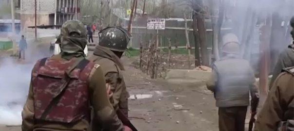 مقبوضہ کشمیر میں بھارتی فورسز نے مزیددو نہتے کشمیری نوجوانوں کو شہید کر دیا