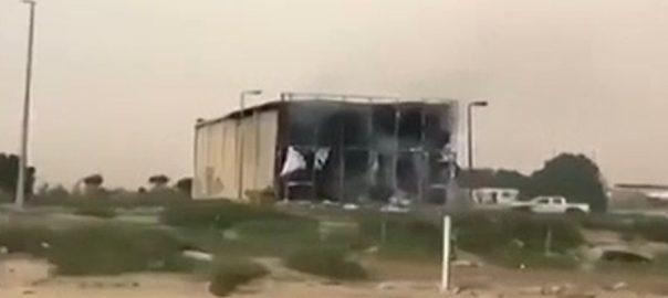 سعودی سکیورٹی فورسز نے دو مشتبہ دہشتگرد ہلاک کر دیے 