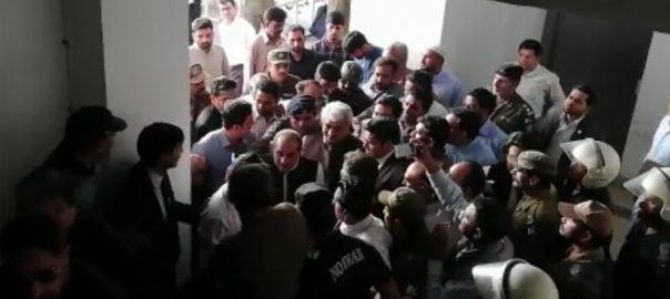 خواجہ برادران کو جوڈیشل ریمانڈ میں دو مئی تک توسیع کر دی گئی 
