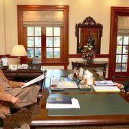 عمران خان ، چودھری سرور ، ملاقات ، ملتوی