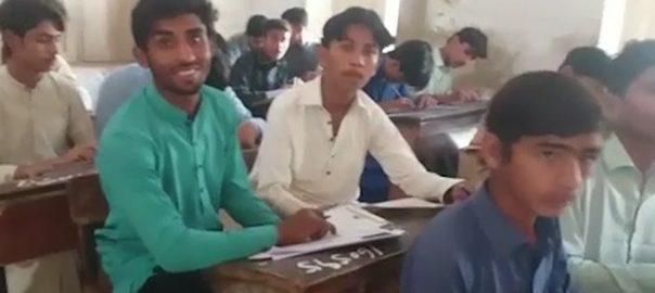 سندھ حکومت میٹرک امتحانات میں بوٹی مافیا کے سامنے بے بس 