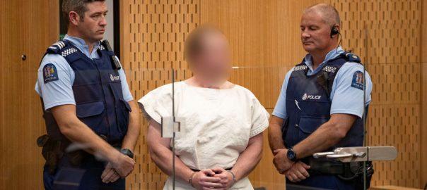 نیوزی لینڈ ، مساجد ، خون کی ہولی ، سفاک آسٹریلوی شہری ، دہشتگرد