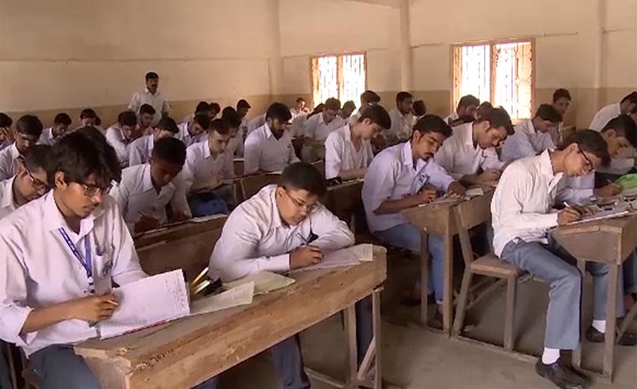 کورونا کے باعث ملک بھر میں شیڈول ، غیر شیڈول امتحانات ملتوی کرنے کی ہدایت