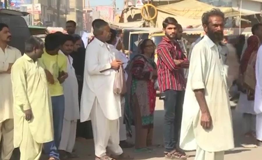 کراچی میں یکم تا تین مئی ہیٹ ویو الرٹ جاری  کر دیا گیا
