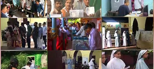 بھارت میں عام انتخابات 