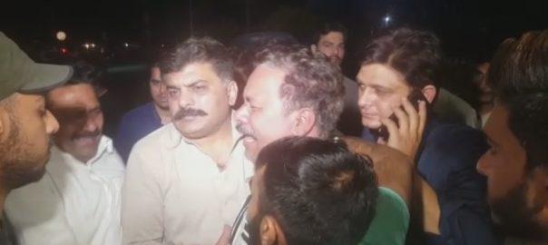 لاہور ، شادی کی تقریب میں پولیس اہلکار کی ہوائی فائرنگ سے زخمی ہونیوالا نوجوان جاں بحق