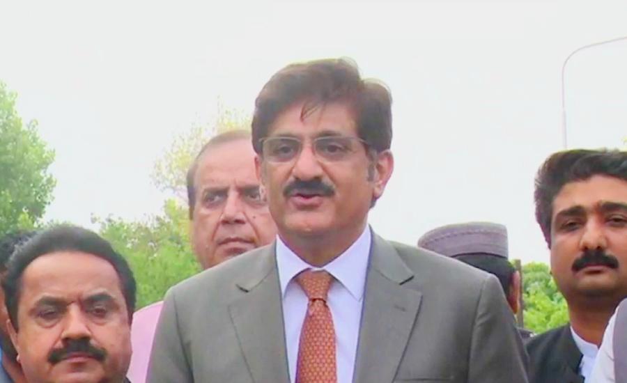 آئی جی سندھ کو ہٹانے کی سمری وفاق کو ارسال