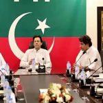 پاکستان تحریک انصاف نے نئے پارٹی آئین کا مسودہ تیار کرلیا