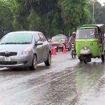 پنجاب میں بارش نے رت بدل دی ، مختلف شہروں میں کہیں بارش اور کہیں بادل برسے