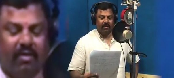بی جے پی رہنما راجا سنگھ نے پاکستانی ملی نغمہ ''دل دل کی آواز ''کی دھنیں چرا لیں 