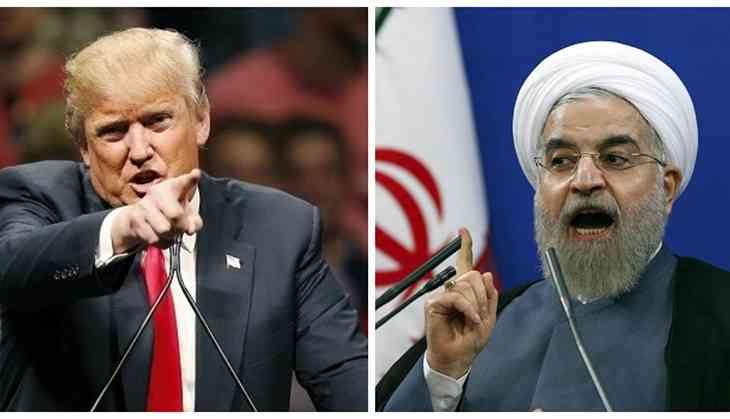 امریکا اور ایران نے ایک دوسرے کی فوج کو دہشتگردوں کی فہرست میں شامل کرلیا