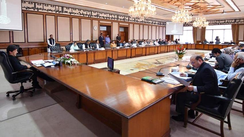 وفاقی کابینہ نے ججز کے خلاف ریفرنس کی توثیق کر دی
