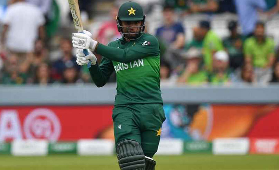 پاکستان کی ٹاس جیت کر جنوبی افریقہ کیخلاف بیٹنگ  جاری 