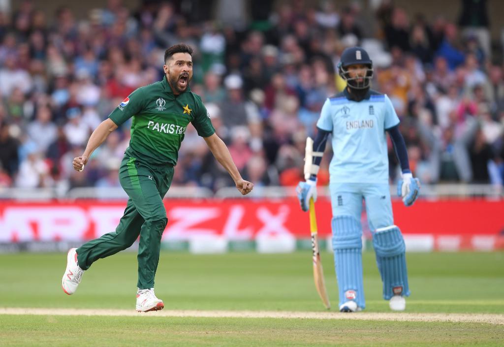 پاکستان نے انگلینڈ کو14رنز سے شکست دے دی 