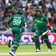 نیوزی لینڈ پاکستان جیت 238 رنز ہدف