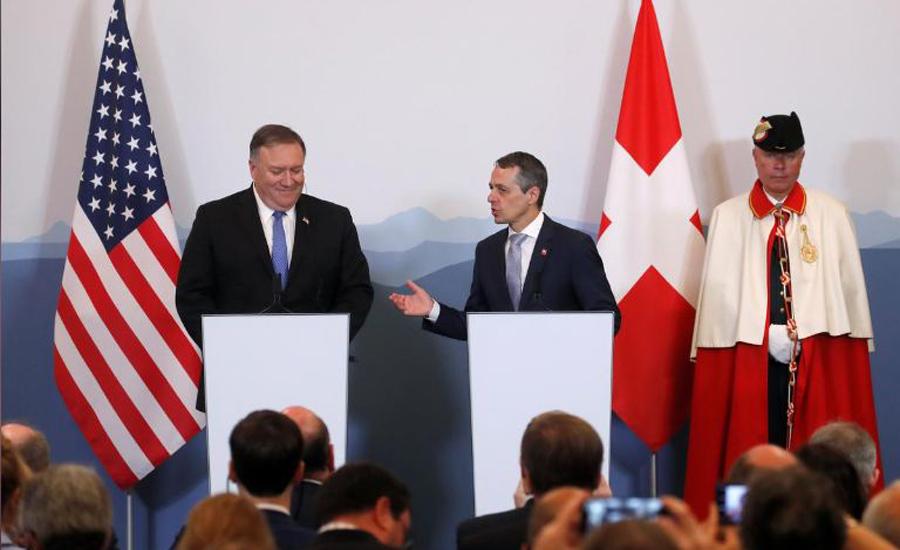 امریکا ایران سے غیر مشروط مذاکرات کیلئے تیار ہو گیا