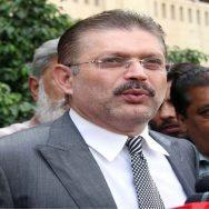 شرجیل میمن ، کراچی ، سینٹرل جیل ، رہا ، پیپلزپارٹی ، رہنما