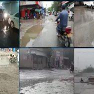 کراچی بوندا باندی گرمی کا زور 92 نیوز گلگت بلتستان  کشمیر  بلوچستان  سندھ  جنوبی پنجاب 