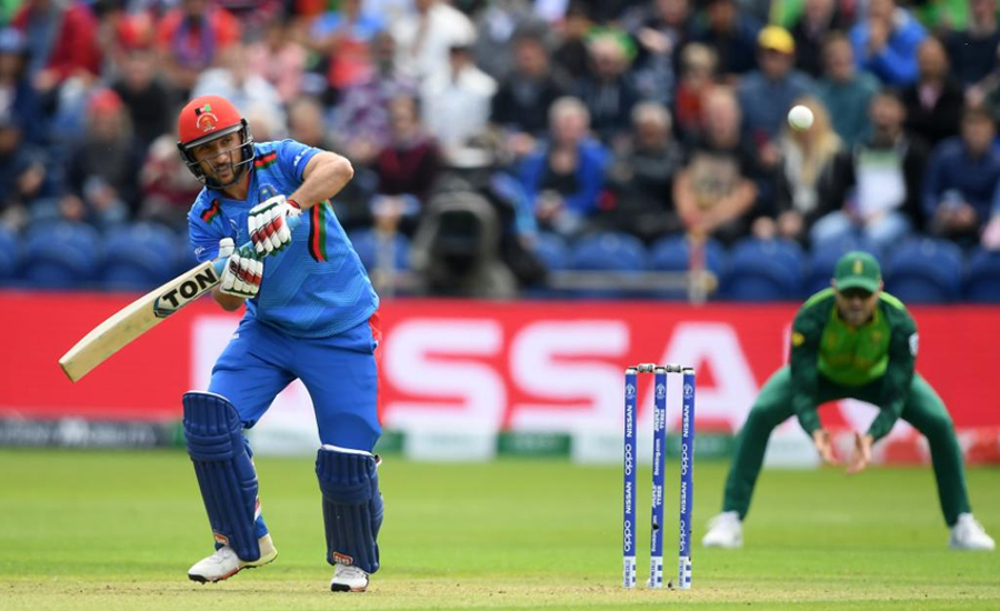 جنوبی افریقہ نے افغانستان کو 9 وکٹوں سے شکست دیدی