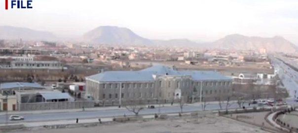 کابل  پاکستانی سفارتخانہ افغان شہریوں کا حملہ 92 نیوز دار الحکومت کابل کاؤنٹرز 