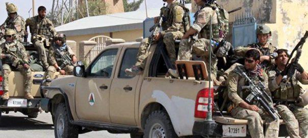 افغانستان  کابل ویب ڈیسک  78طالبان ہلاک 