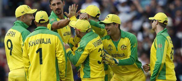 آسٹریلیا نے سری لنکا کو 87 رنز سے شکست دیدی 