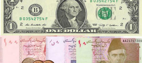انٹر بینک  ڈالر  164.50 بلند ترین سطح کراچی  92 نیوز