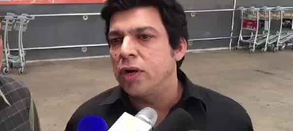 لندن  92 نیوز وفاقی وزیر فیصل واوڈا میڈیا اسحاق ڈار شہباز شریف