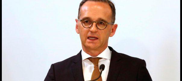 امریکاایران  جرمن وزیرخارجہ  تہران  92 نیوز ہائیکو ماس  عراق اردن  متحدہ عرب امارات  واشنگٹن 