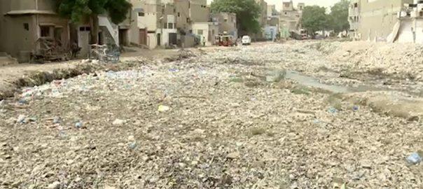 کراچی  92 نیوز  کچرے کے ڈھیر  شہر قائد  گجر نالہ 