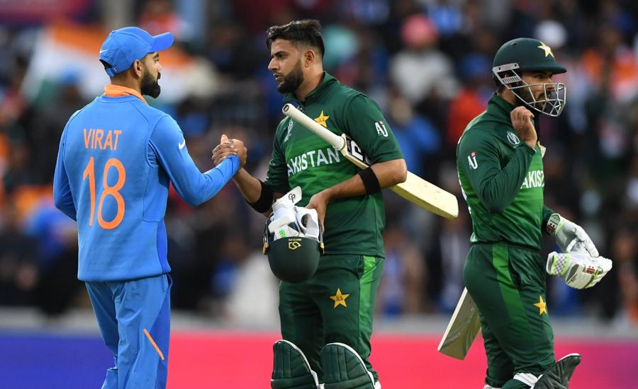 بھارت نے پاکستان کو 89 رنز سے شکست دیدی