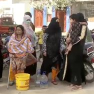شہر قائد پانی نایاب کراچی  92 نیوز  پانی زندگی ہے  دھابیجی  فراہمی آب  دھابیجی پمپنگ اسٹیشن  واٹر بورڈ 